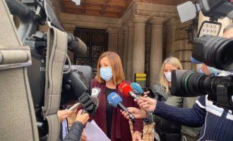 Catalá demana que Ribó i Grezzi paguen de les seues butxaques el recurs de la sentència de l'acomiadament de la treballadora de l'EMT