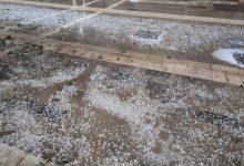 Caen hasta 2.200 rayos en Valencia en una mañana de fuertes tormentas y granizo
