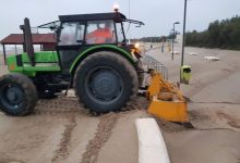 València estudia els danys del temporal a les platges per a demanar ajuda al Govern