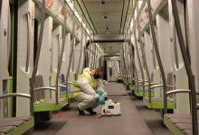 FGV comienza a aplicar el sistema de desinfección mediante nebulización con peróxido de hidrógeno