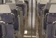 Indignats Amb Renfe denuncia la incapacitat de gestió de renfe/adif durant l'episodi de pluges