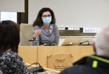Reunió del govern de Paiporta per a analitzar l'evolució de la pandèmia al poble