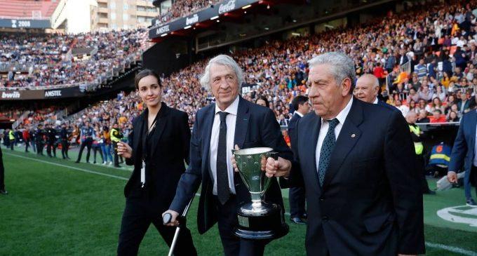Muere Juan Cruz Sol, histórico defensa del Valencia CF