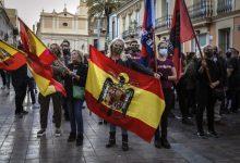 Generalitat  abre un expediente de sanción por la exhibición de símbolos franquistas el 12 de octubre