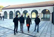 La primera fase de les obres del Museu del Tèxtil finalitzen a Ontinyent després d'una inversió de 910.000 euros