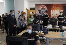Altres 150 rastrejadors militars se sumen a l'operatiu per a traçar els contagis a la Comunitat Valenciana