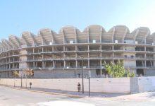 12 anys de la paralització de les obres del nou Mestalla