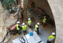 Hisenda reprén les obres de rehabilitació del Palau de l'Almirall amb un pressupost de 5,3 milions