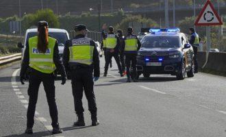 València, Torrent, Gandia, Paterna i Sagunt inicien aquesta vesprada el confinament perimetral de cap de setmana