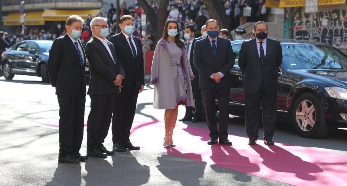 Puig situa la ciència com un pilar fonamental de l'Estat del Benestar en els Premis Jaume I