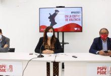 Gómez destaca que el Consell duplica en 2021 les seues inversions a València