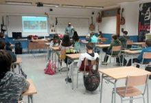 El programa Saó de l'Ajuntament de Paiporta torna als instituts adaptat a les mesures de prevenció enfront de la Covid-19