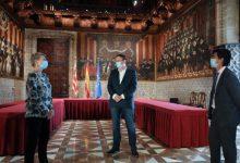 """Puig celebra que la """"nova etapa"""" de """"reconciliació"""" entre els EUA i Europa serà """"molt positiva per a la Comunitat Valenciana"""""""