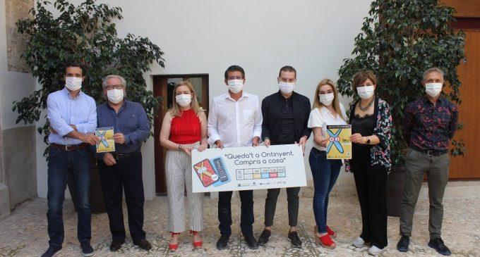 """Ontinyent posa a la venda l'1 de desembre la tercera tanda dels xecs """"Tornem Junts"""" per a la campanya de Nadal"""