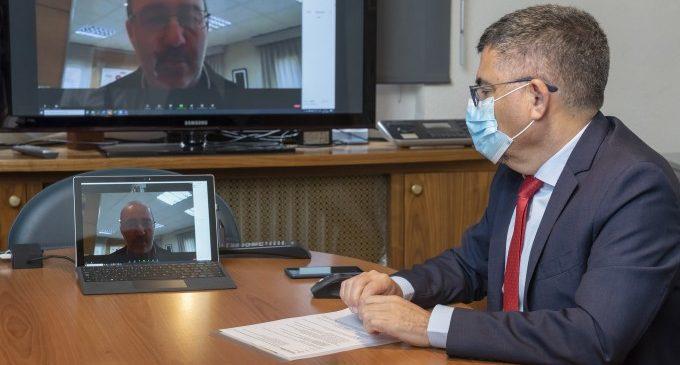Renfe inverteix 500.000 euros en les obres de millora d'accessibilitat en l'estació de Rodalia d'Alzira