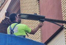 Xirivella renovarà 638 lluminàries abans de cap d'any