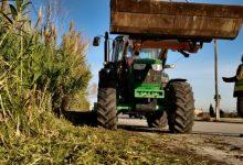 La nova brigada de desbrossament  del Consell Agrari arreplega i retira 10 tones de restes vegetals