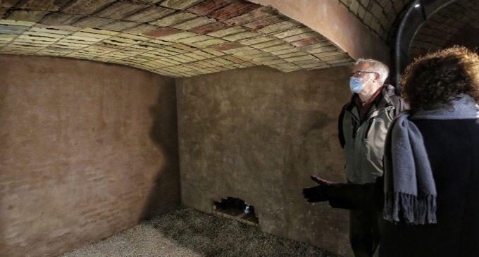 Acaben les obres del refugir antiaeri de Massarrojos