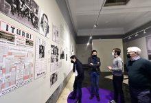 Ribó visita l'exposició 'Iturbi, més enllà de Hollywood'