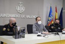Hui s'ha presentat el llibre 'València sense tu' una mirada de la policia local al confinament