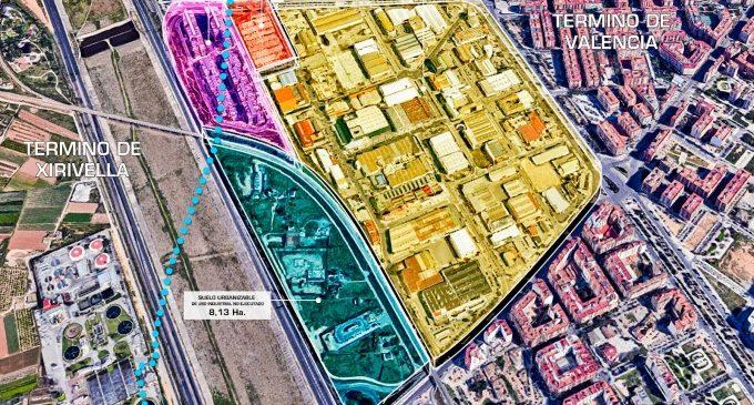 L'Ajuntament de València prepara la transformació del polígon industrial Vara de Quart en districte innovador