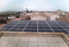 Les noves plantes fotovoltaiques dels Pobles de València produïxen l'equivalent a l'energia que consumixen vora 90 vivendes