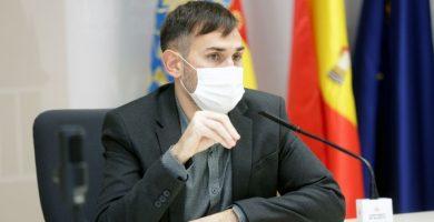 L'Ajuntament de València remodelarà amb fons EDUSI el Jardí de la Plaça de Calabuig