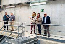 La instal·lació de plaques fotovoltaiques en les potabilitzadores evitarà l'emissió de 1.700 tones de co₂