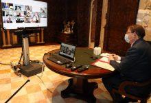 Puig manté es reuneix amb experts per a abordar l'evolució de la pandèmia de coronavirus en la Comunitat Valenciana