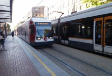 Es modifica el servei del tramvia el diumenge per la Marató de València