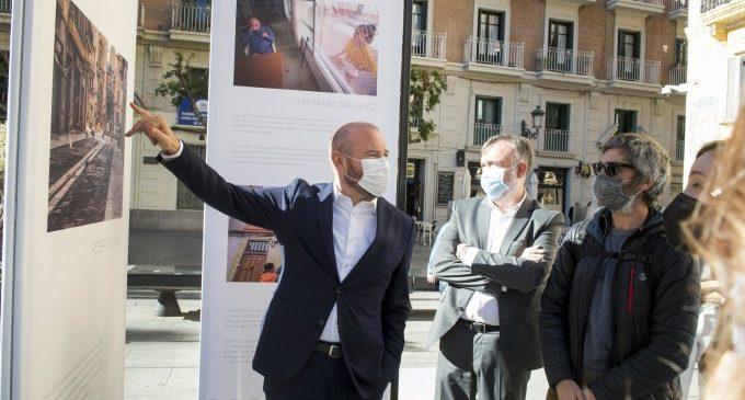 La Diputació visibilitza el treball dels fotoperiodistes durant la pandèmia