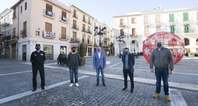 Gandia consolida el projecte de 'La Morada' del Centre Històric amb el suport de comerciants i hostalers