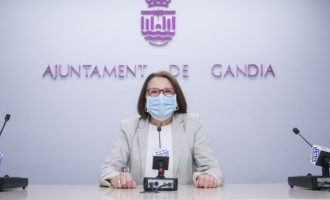 44 famílies es beneficien de l'acord entre l'Ajuntament de Gandia i el Col·legi Territorial d'Administradors de Finques de València i Castelló