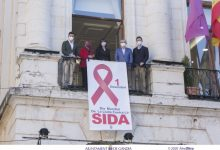 Gandia se suma al Dia Mundial contra la SIDA