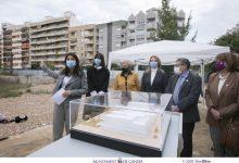 Sanitat inicia les obres del centre sociosanitari Roís de Corella de Gandia amb una inversió de 15 milions d'euros