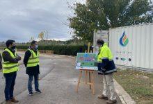 El Projecte GUARDIAN posa en marxa l'Estació Regeneradora d'Aigua que permetrà la seua reutilització per a la prevenció d'incendis forestals
