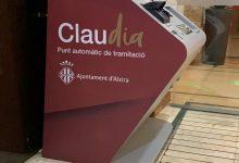 Alzira instal·la un nou Punt Automàtic de Tramitació, CLAUdia