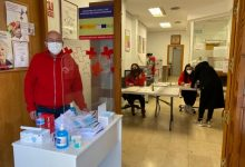 El Ayuntamiento de Ontinyent y Cruz Roja apoyan a 400 familias vulnerables frente a la COVID-19