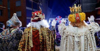 Los Reyes Magos visitan los pueblos de l'Horta de València