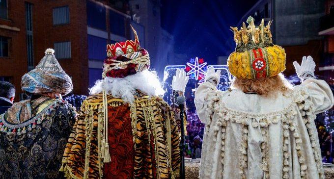 Els Reis d'Orient visiten els pobles de l'Horta de València