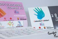 L'Associació d'Empresaris i Comerciants d'Alcàsser llancen un Calendari Solidari
