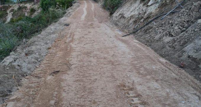 L'Ajuntament de Xàtiva procedeix a la reobertura del camí entre la Senda de les Olles i el Pont Sec a Bixquert