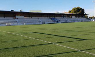 La llegenda del Valencia CF, Ricardo Arias, donarà nom al camp de futbol de Catarroja