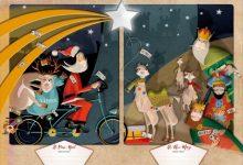 El Ayuntamiento de Xàtiva invita a los niños y las niñas a escribir la carta a Papá Noel y a los Reyes Magos en valenciano