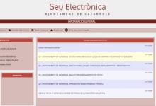 Catarroja actualitza i dona major accessibilitat a la seua seu electrònica