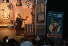 """El públic d'Ontinyent aposta per la """"Cultura Segura"""" amb els espectacles del Festival de Circ i Teatre i Aitana Sànchez-Gijón"""
