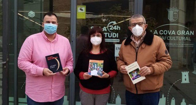 Paterna amplia el catàleg d'obres d'autors locals amb les donacions d'Anna Roig i José María de Diego