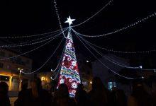 Paterna rep el Nadal amb una encesa de llums simultani en tots els barris