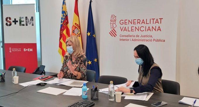 Gabriela Bravo proposa un pla excepcional de reforç per a reduir l'embús provocat per la pandèmia en els jutjats valencians