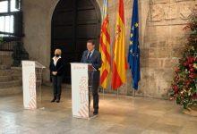 El cierre perimetral y el toque de queda se prorrogan hasta el 15 de enero en la Comunitat Valenciana